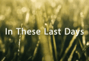 Carolyn Hyde | In These Last Days