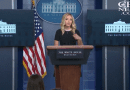'I Believe God Put Me in This Place for a Purpose': New WH Press Secretary on Faith, Love of Country, and Overcoming Adversity – Kayleigh McEnany