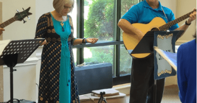 Love For His People worship – Steve & Laurie Martin, Highway To Zion gathering