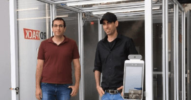 New Israeli Corona-Killing Device Can Re-Open Airports, Stadiums Instantly – Breaking Israel News