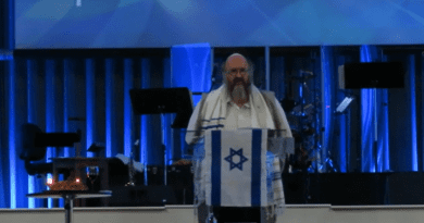 "Strength For Israel, David Peterman ""Presence of the Lord"""