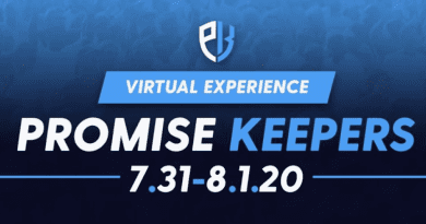 Promise Keepers' 2020 Blockbuster Event: Tony Evans, TD Jakes, Miles McPherson, Danny Gokey & Many More
