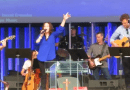"""Build My Life/Praise Him"" medley – Antioch International Church worship, Jesse & Elizabeth Enns"