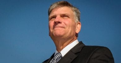 'Our Only Hope For This Country is God': Evangelist Franklin Graham to Lead Washington DC Prayer March Sept. 26