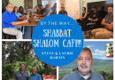 Shabbat Shalom to Israel and our Jewish friends worldwide! Love For His People in Charlotte, North Carolina, USA