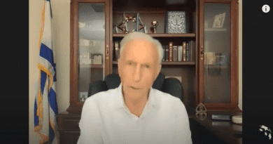 """America, Prepare for November"" – Sid Roth's guest Mario Murillo on It's Supernatural"