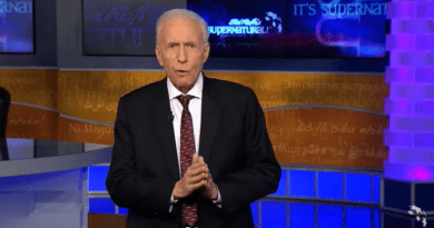 He Sees What's Really Going on Inside the Whitehouse – Sid Roth, It's Supernatural
