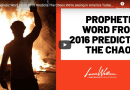 Prophetic Word From 2016 Predicts The Chaos We're seeing in America Today! | Lance Rewind